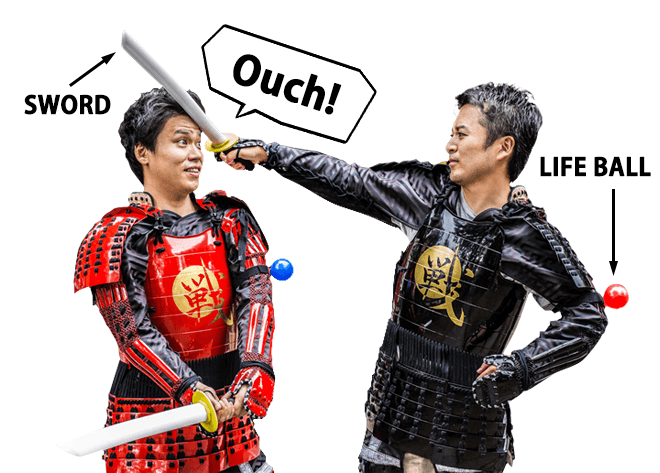 Samurai Battle rule