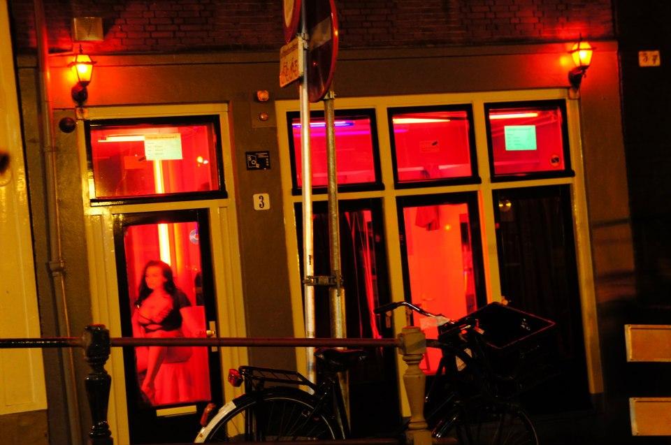 amsterdam redright district
