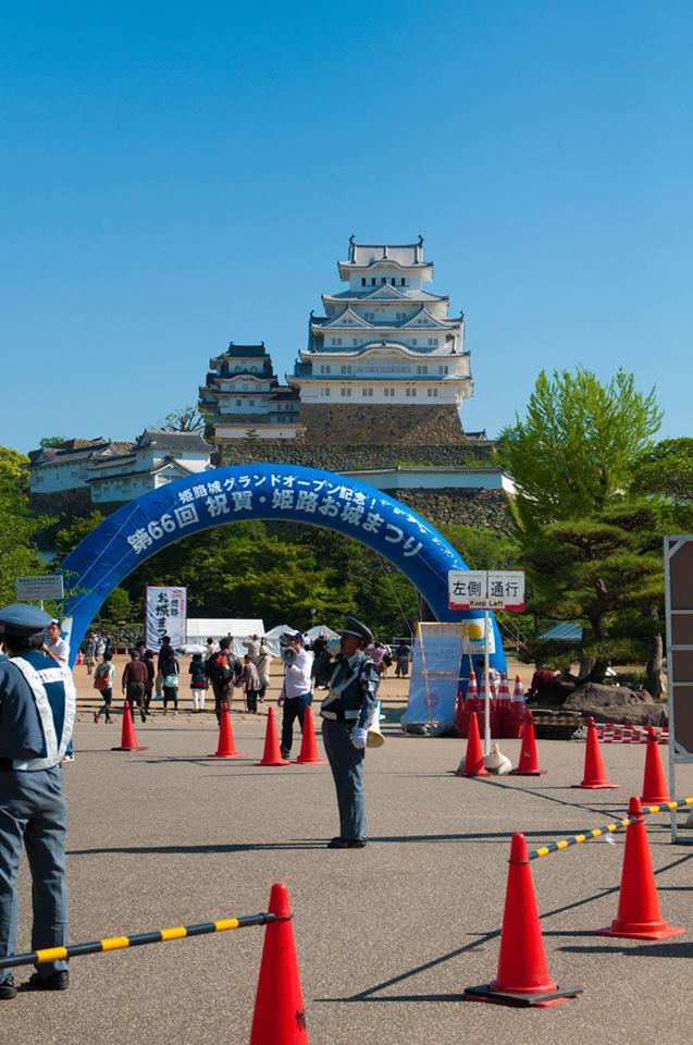 姫路城お城まつり