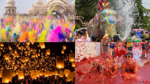 世界のお祭り