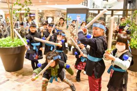 【開催レポート】忍者とコラボで特別プログラム開催!!