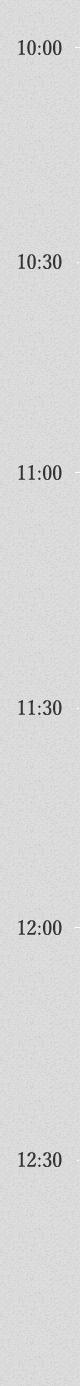 10:00~13:00