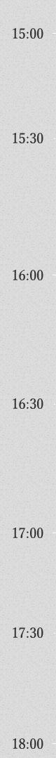 15:00~18:00