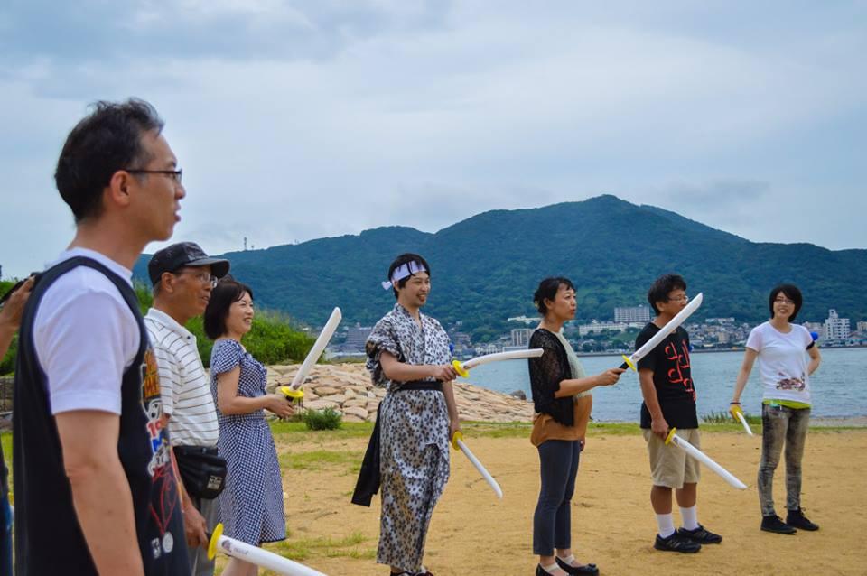 巌流島IKUSA12