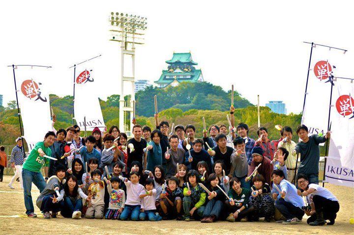 大阪城開催