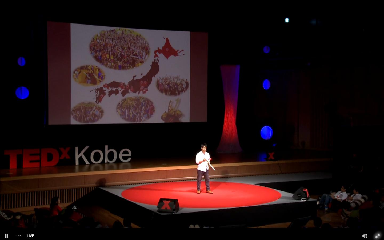 ガチで!TEDxKOBEにチャンバラメンバーが出演!《後編》