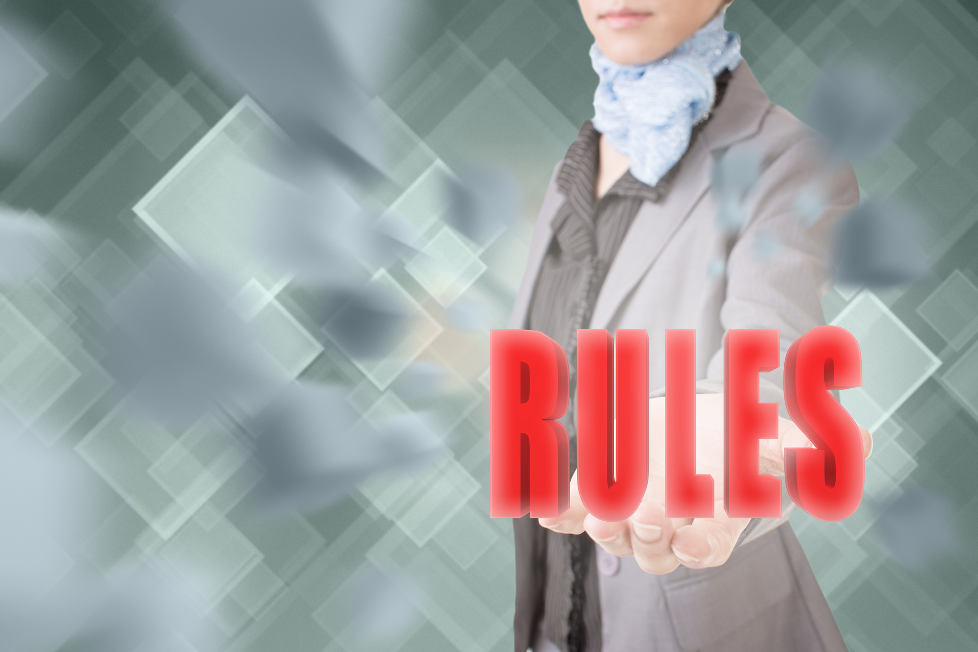 Concept of rules