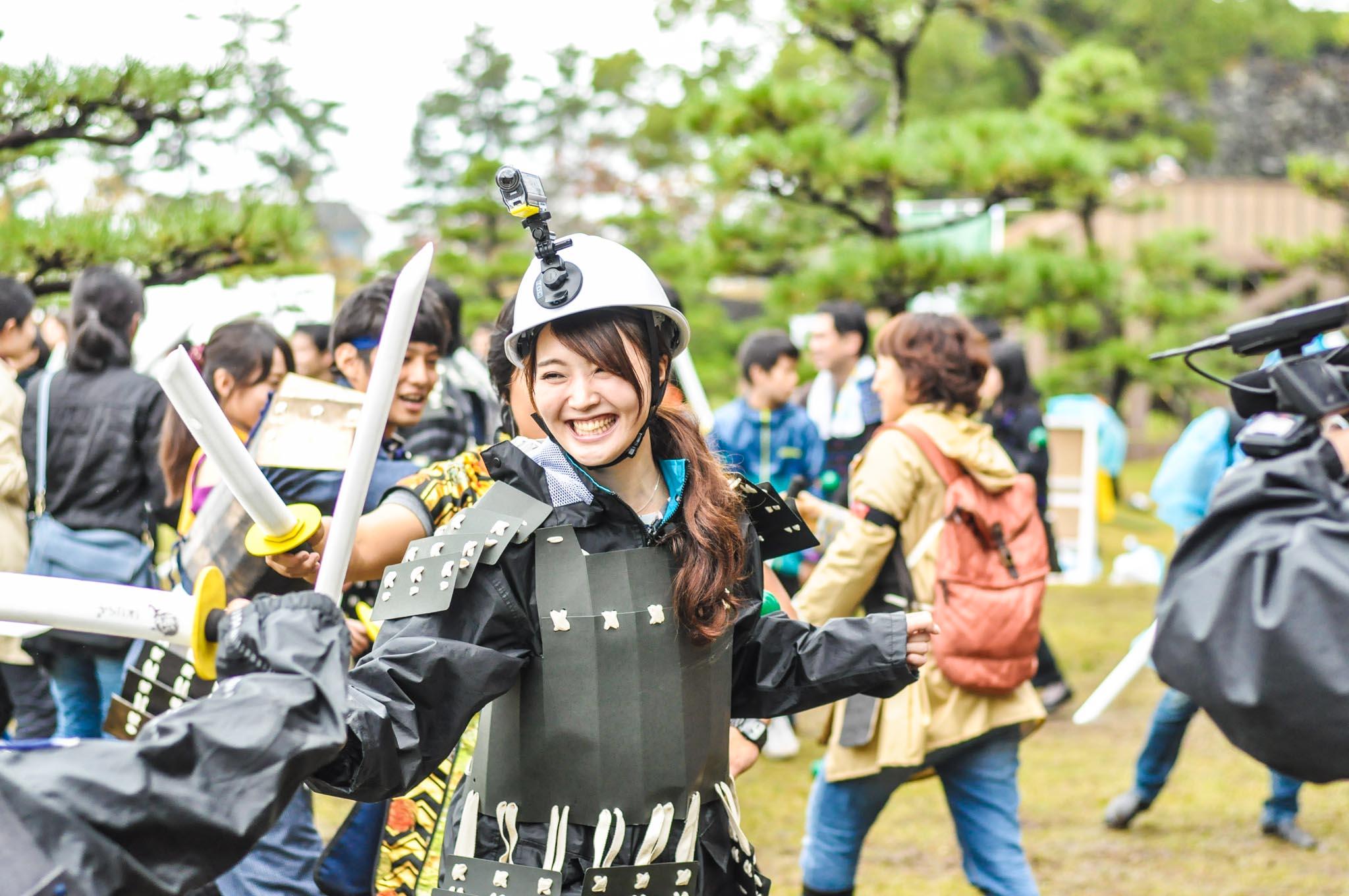 国宝松江城はこう攻めろ!どこよりも詳しい!「鷹の爪団のSHIROZEME」体験レポート!<動画あり>