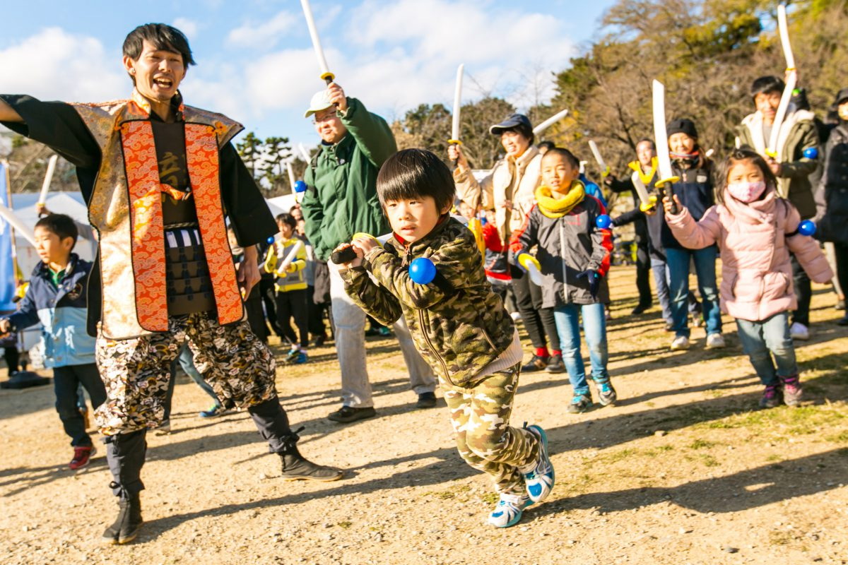 舎人公園千本桜まつり   大人も子供も楽しめるイベント ...