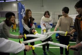 「勤労感謝の日」特別開催!!〜ガチンコ編〜 本気で遊ぶ大人が集まりました!