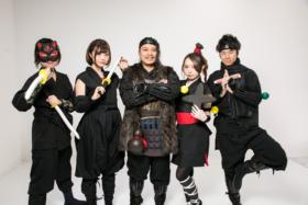 【忍者ージを始め特別協賛も続々!】とうとう和歌山城で、忍者合戦-SHINOBI-を体験出来ちゃう件について