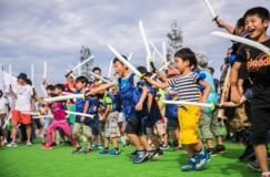 上郡町「チャンバラ合戦-IKUSA- 『上郡千種川の戦い』」開催!