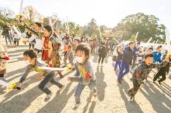 チャンバラ合戦~大和高田おかげ祭りの陣~