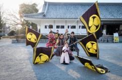 【11/24@岡崎】チャンバラ合戦−戦IKUSA− 〜岡崎城 秋の陣〜