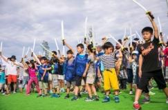 品川区「UNITE HEART FESTIVAL」にチャンバラ合戦がやってくる!