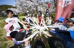 チャンバラ合戦-戦IKUSA- 三好山の乱 春の陣2019