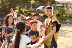 地域活動とのコラボ事例~横浜松見 初夏の陣~