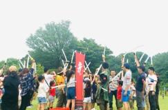 チャンバラ合戦-戦IKUSA- 愛知こどもの国45th記念祭